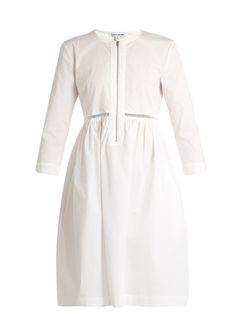 Click here to buy Elizabeth And James Celeste jour-èchelle cotton-blend poplin dress at MATCHESFASHION.COM