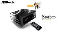 ASRock Bee Box - un mini PC / NUC ce urmează să fie prezentat la Computex 2015
