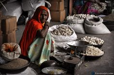 Ramganj Bazar market, Jaipur india