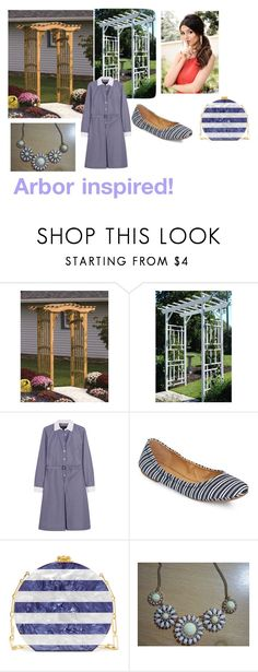 """""""My ideal wardrobe by me: Arbor inspired!"""" by sarah-m-smith ❤ liked on Polyvore featuring DutchCrafters, Dura-Trel, Vanessa Seward, Lucky Brand and Edie Parker"""