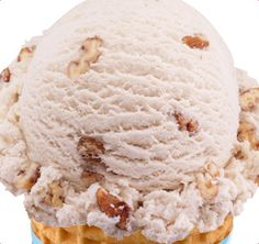 Baskin-Robbins | Old Fashioned Butter Pecan Ice Cream
