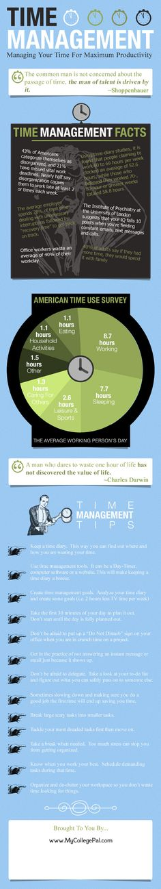 How well do you manage your time? Check out some quick tips on personal time management.