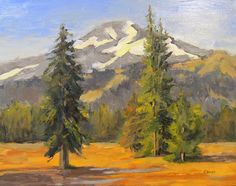 Central Oregon Artist Kay Baker expresses her creativity through oils, pastels and watercolors.