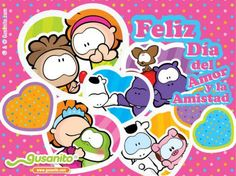 DIAS FESTIVOS: Feliz día del Amor y la Amistad Saint Valentine, Valentines, Happy Day Quotes, Minions, Friendship, Happy Birthday, Snoopy, Love, Words