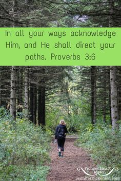 Do you allow God to direct your path? http://www.jenniferdickerson.com/opportunity/