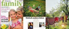 Das ELTERN family Heft August 2013