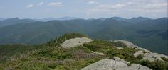 Vue du sommet, Algonquin, Adirondacks, juillet 2015 Mountains, Usa, Nature, Travel, Upstate New York, Naturaleza, Viajes, Destinations, Traveling