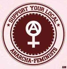 Image result for anarchist feminist