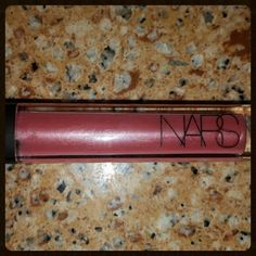 NARS Lip Gloss New Nars lip bundle NWT Large Professional Size gifted to me for work I did with NARS and never used it. NARS Makeup Lip Balm & Gloss