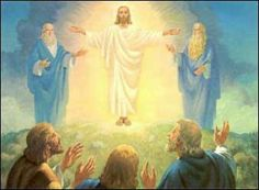 picture of the transfiguration of jesus christ Image Jesus, Jesus Christ Images, Funny Easter Pictures, Mystery Of Light, Easter Bible Verses, Easter Sayings, Rosary Mysteries, Lucas 9, The Transfiguration
