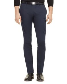 Ralph Lauren Black Label Stretch-Twill Slim Fit Cargo Pants