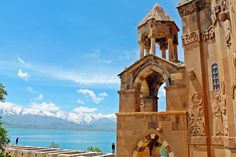 Travel: Akdamar Island in Lake Van