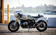 RocketGarage Cafe Racer: Bmw Nine T | Jane Motorcycles