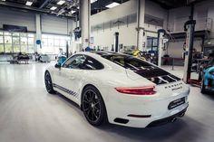 Actiemodelletje: Porsche brengt 911 Carrera S Endurance Racing Edition