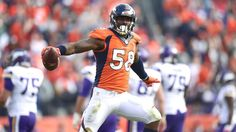 Von Miller will don first-ever pair of 'Yeezy' cleats in NFL opener