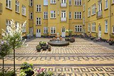 Courtyard in Classensgade