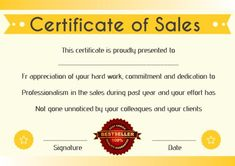 Top Seller Certificate Templates 10 Free Amazing Customizable