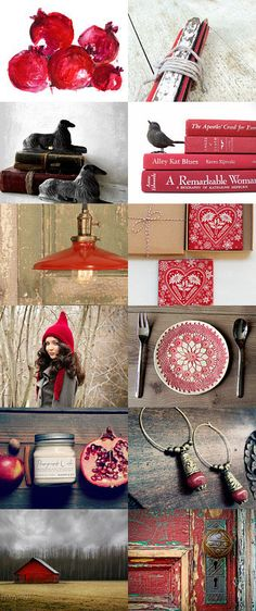 rustic red by Amy on Etsy--Pinned with TreasuryPin.com