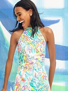 90a6c722b6ff New Dresses From Lilly Pulitzer | Dresses | Pinterest | Swimming