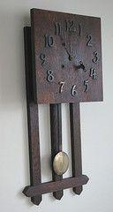 Arts & Crafts Clock | Flickr - Photo Sharing!
