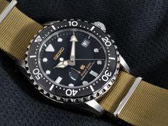 grand seiko diver watch