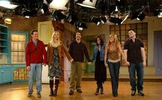 Their Final Bow. Chandler Bing, Phoebe Buffay, Ross Geller, Monica Geller, Rachel Green and Joey Tribbiani! Tv: Friends, Serie Friends, Friends Moments, I Love My Friends, Friends Forever, Friends Cast, Friends Season 10, Funny Friends, Season 2