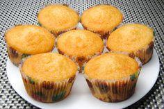 ChocoLanas matblogg: Vaniljemuffins fra Magnolia Bakery