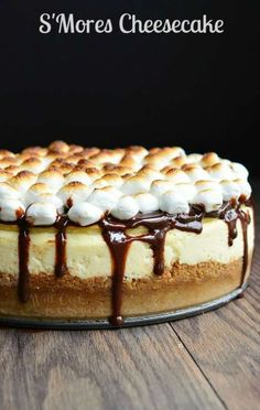 S'Mores Cheesecake R