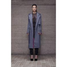 Gabardina Gangster Branding Design, Duster Coat, Womens Fashion, Jackets, Fashion Design, Down Jackets, Women's Fashion, Corporate Design, Woman Fashion
