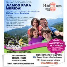 Reserva: www.Hotelaca.com reservaciones@hotelaca.com