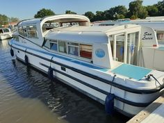 SAN LUCIA home for the week #rivercruiser Norfolk Broads, Boat, River, Places, Dinghy, Boats, Rivers, Lugares, Ship