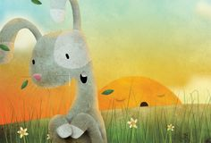Rabbit's guide to the best time of the y-ear! See who you'll meet in your magical personalised book at www.lostmy.name