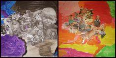 παιχνιδοκαμώματα στου νηπ/γειου τα δρώμενα: Πόλεμος - Ειρήνη !!! Autumn Activities, Peace, Blog, Painting, October, Painting Art, Blogging, Paintings, Paint