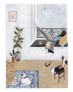"5,475 mentions J'aime, 76 commentaires - saar manche (@saarmanche) sur Instagram : ""& framed #illustrations #prints"""