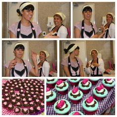 Atelier da Lili Glacê - a dulpa mãe e filha, falando de cupcakes para seu casamento.  http://zankyou.terra.com.br/p/entrevistas-100-deliciosas-e-propostas-originais-para-sua-mesa-de-doces-61742