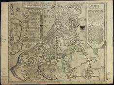 1583 Leo Belgicus Ho