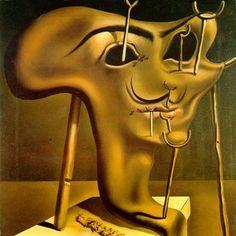 Salvador Dali #art #painting #photo
