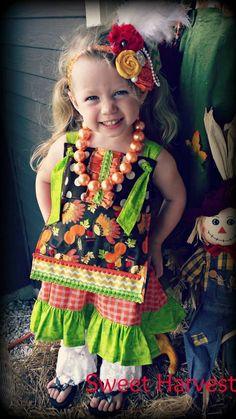 sweet harvest dress!