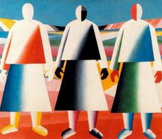 An exhibition at the Tate Museum in London celebrates the legacy of the Russian artist Kazimir Malevich -  Una exposición en el Tate Museum de Londres celebra el legado del artista ruso Malevich