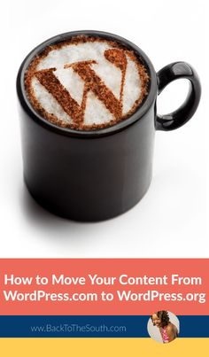 Learn how to move your content from WordPress.com to your new WordPress.org website. It's as easy as a few clicks. No copy and paste needed!
