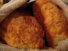 My Grandmother's Irish Soda Farls: a traditional bread recipe