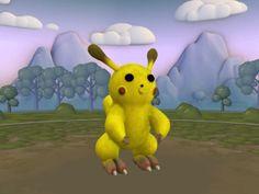 spore pikachu | Thread: Spore Creature Creator Creations (NSF56K)
