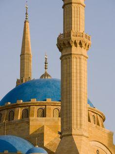 Khatem Al Ambiya Masjid, Beirut, Lebanon