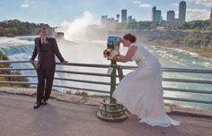 Niagara Falls NY Wedding At The Chapel