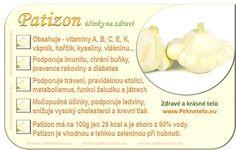 Patizon - recepty, hubnutí a zdraví... | Zdravi.peknetelo.eu