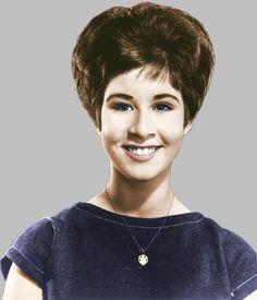 Helen Shapiro.  Saw her when the Beach Boys topped the bill.