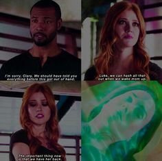 Season 1 Episode 12: Clary and Luke