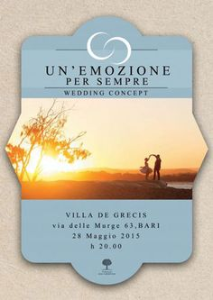 """""""Un'Emozione Per Sempre"""" presso Villa De Grecis a #Bari (Ba) Giovedì 28 maggio 2015 ingresso su invito."""