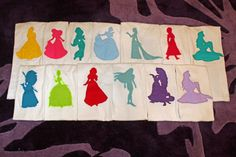 Disney Princess Silhouette T-shirt or Tank for Women $18.00 gotta have my Cinderella @Lindsey Darr