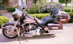 2007 #HarleyDavidson #Ultra Classic #Motorcycles - #Greenwood IN at Geebo